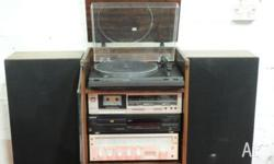 Up for sale is an awesome hi-fi stereo system Its a