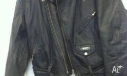 Jacket over 20 years old size M great codition can be
