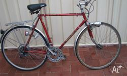 VINTAGE MALVERN STAR BICYCLE Very good condition Please