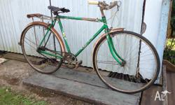 Vintage Malvern Star (50s/60s?) i have been haning on