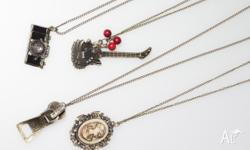 Vintage Necklace for $12.99 each What a great idea for