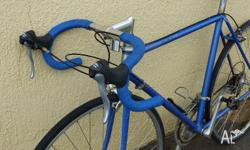 Vintage 12 speed road bike. Well equiped. $420.00