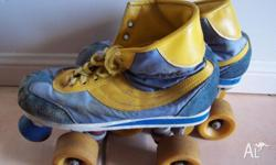 Roller Skates * Size 8 (female Adult) * My foot it is
