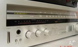 Classic JAPANESE AMPLIFIER � TUNER Radio FM, AM Power