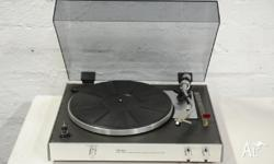 Up for sale is an awesome TEAC TS-F30 turntable Its a