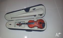 Two complete sets of violins for sale both $150.