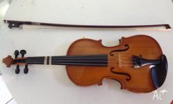 I want to sell my son's violin. Its in very good