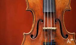 Accreditation: AMEB AMUSA I'm a violin teacher giving
