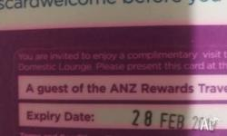 3 Virgin Australia Lounge and two $50 gift cards for