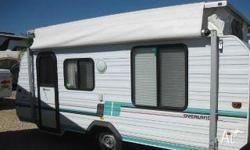 VISCOUNT OVERLANDER, 1993, Includes: Roll Out Awning
