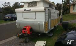 This caravan is in excellent condition and has