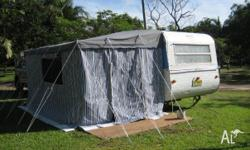 Caravan for sale. Viscount Valiant, 1974 $4500 ono,