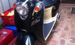 For Sale Vmoto Milan 2013 Low km on the clock just