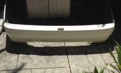 Fibreglass rear bar vn ss