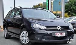 VOLKSWAGEN,GOLF,90TSI,2009, Deep Black Pearlescent,