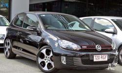 VOLKSWAGEN,GOLF,GTI,2010, Deep Black, HATCHBACK, 6 SP