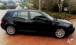 Golf MK4 GTI For Sale Travelling Overseas As it will be