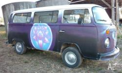 For Sale here is my beloved 1973 Kundalini Kombi. I