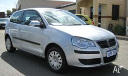 VOLKSWAGEN, POLO, 2009, 3D HATCHBACK, 1.4, 4cyl, 6 SP