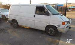 1997 Transporter Selling whole car as is. The motor is
