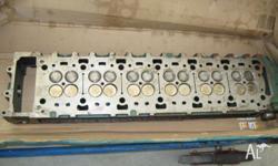 Volvo Penta reconditioned cylinder head D6 ready to