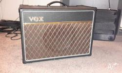Guitar amplifier approx. 3 years old in excellent