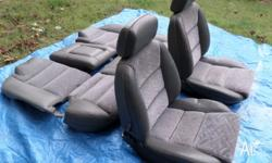 VS Calais leather seats. Purchased for a project car