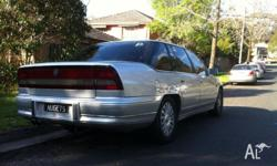 Interested in swapping/selling my Holden VS Statesman,