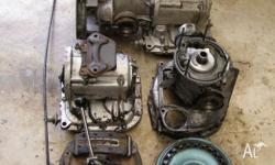 VW TYPE 3 003 AUTOMATIC TRANSMISSION. Bands