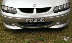 2001 VX SS 5.7L V8 Holden Commodore: FOR SALE ($9500)