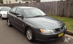 Make: Holden Model: Commodore VY Mileage: 129,000 Kms