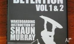 Detention Vol 1 & 2 is a wakeboarding instructional DVD