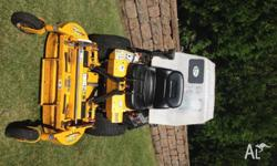 2013 Walker MTGH526 Ride on Mower Excellent Condition