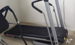 YORK Fitness T520i Treadmill in excellent condition.