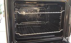 Whirlpool Stainless Steel 60ltr. oven, Model 6AKP124/IX
