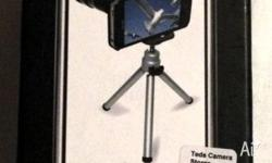 Waltex 8x Tele Lens Kit inc Mini Tripod (iPhone 4) Like
