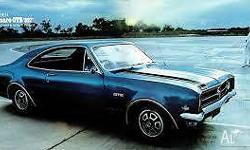 WANTED to buy hk,t,g monaro body shell , complete or