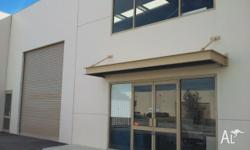 WAREHOUSE FATORY AT 20/244 BERINGARRA AVE MALAGA. 335