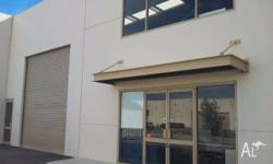 WAREHOUSE/FACTORY AT 34/244 BERINGARRA AVE MALAGA 212