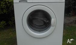 "AEG ""LAVAMAT"" FRONT LOADER WASHING MACHINE.. ONLY BEING"