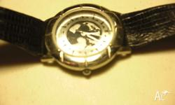 WATCH DE JUNO 100% LIZARD SKIN BANDMADE IN CANADA