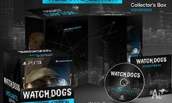 Watch Dogs for PS4 perfect mint condition incldes: