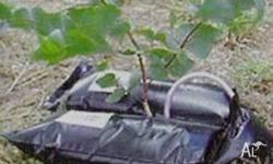 Hydrosyph is a low cost watering system for trees and