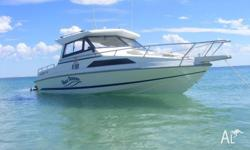 For sale is Wave Dancer. Dancer is a Perth built Leeder