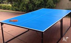 FOR SALE - SUPERIOR 'ALL WEATHER' TABLE TENNIS TABLE