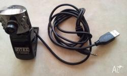 GOOD WORKING CONDITION USB WEB CAM WITH MIKE. IT'S HAS