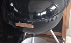 For Sale Webber Kettle BBQ Pick up in Gordonvale $100.