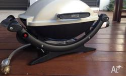 Top Condition, perfect camping BBQ New Lid.Trivet and