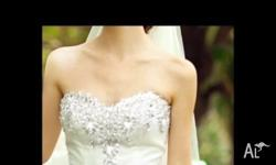 We specialize in wedding dress and bridesmaid dress
