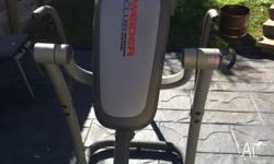 Back inversion machine. Very heavy duty Padded ankle